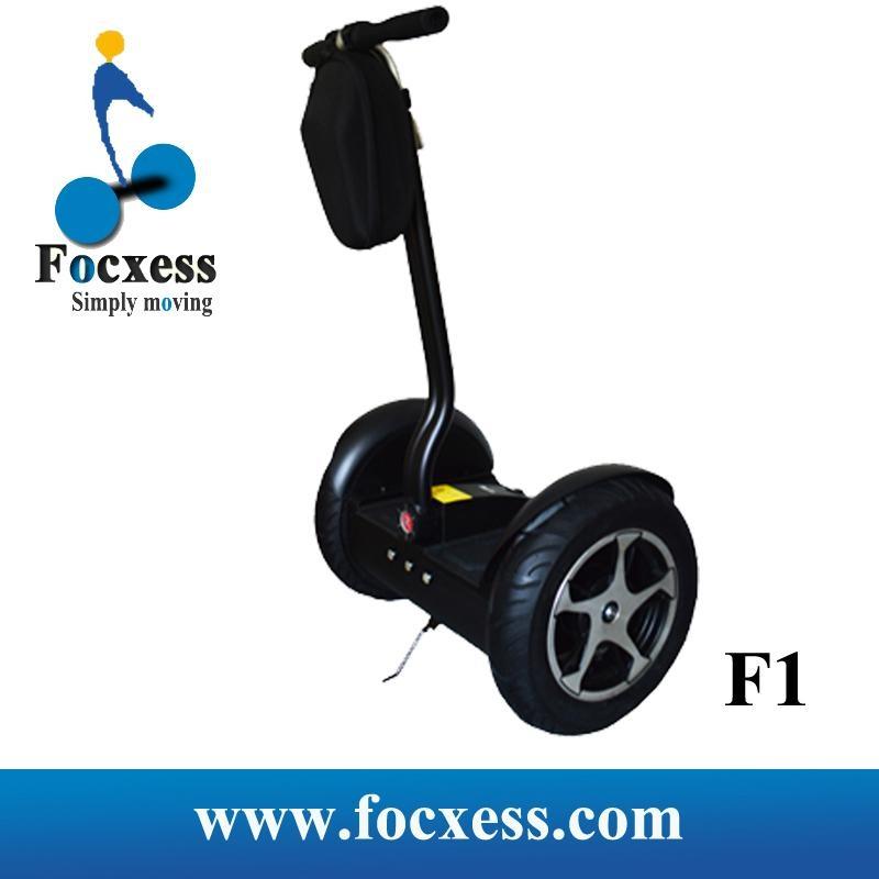 赛格威式的城市两轮平衡电动思维车F1 2