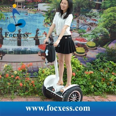 赛格威式的城市两轮平衡电动思维车F1 3