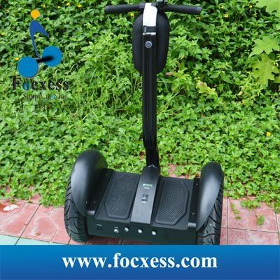 赛格威式的城市两轮平衡电动思维车F1 5
