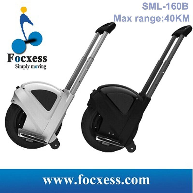 新款弗特独轮车SML-160B黑色自平衡电动车 1