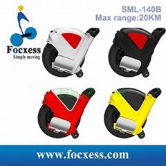 Focxess Single wheel scooter self balancing electric unicycle SML-140B