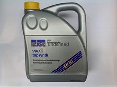 德國SRS潤滑油Viva 1 Topsynth多力威 SN 5W-40