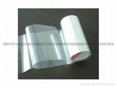 雙層硅膠PET保護膜