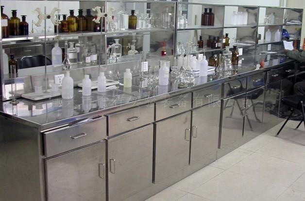 不锈钢中央实验台 1
