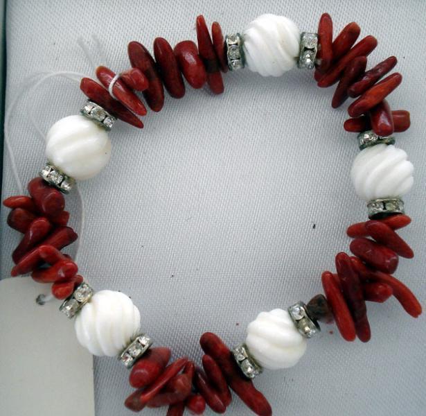 珊瑚手链 1