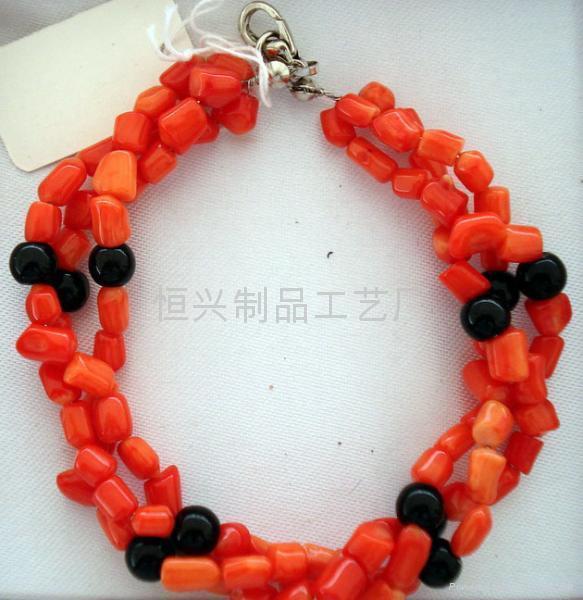 珊瑚手链 5