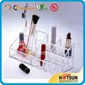 hot sale acrylic makeup display stand 1