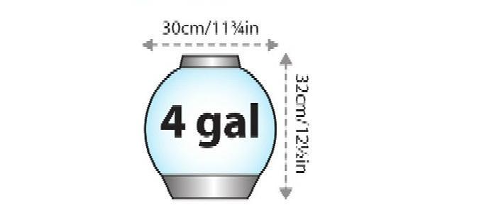 acrylic small fish tank/fish aqurium 2