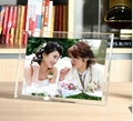 acrylic customized wedding photo frame 3