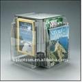 fashion-desiged acrylic brochure holder/poster holder 3