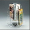 fashionable acrylic magazine holder