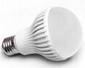 LED球泡灯-塑料