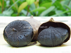 Single Clove Black Garlic