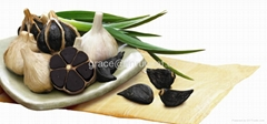 Multiple Clove Black Garlic