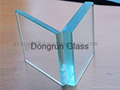 Tempered glass / Toughened glass with