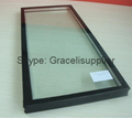 Insulated glass / hollow glass / IGU