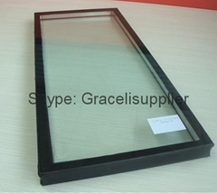 Insulated glass / hollow glass / IGU