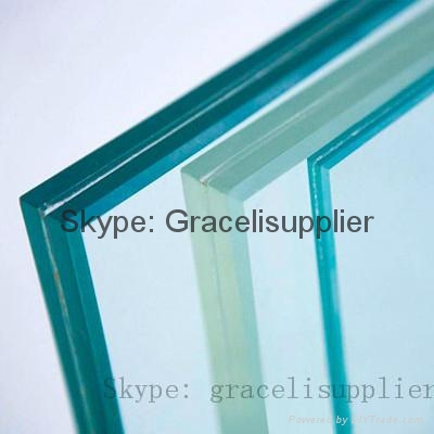Laminated Glass / Building glass / Safety glass 1