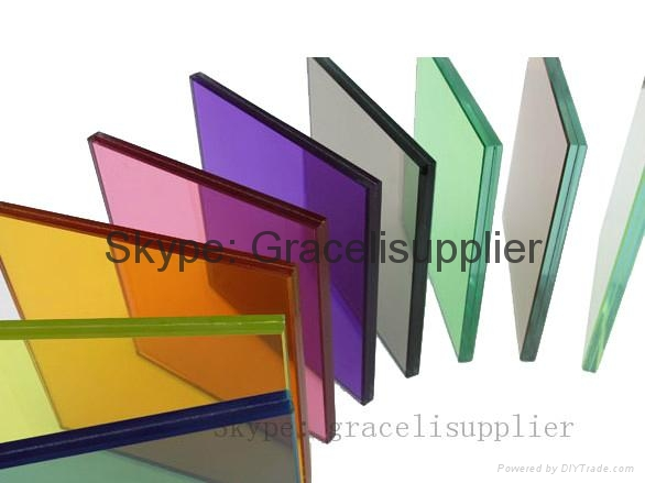 Laminated Glass / Building glass / Safety glass 2