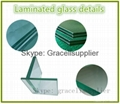 Laminated Glass / Building glass / Safety glass 4