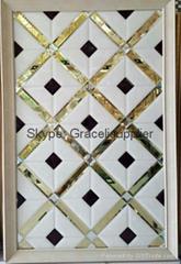 拼鏡/裝飾玻璃/電視牆玻璃/背景牆玻璃/藝朮玻璃