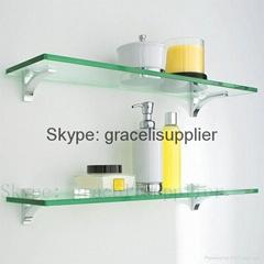 尺寸形状可定制玻璃架