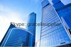 Curtain Wall Glass with high quality and low price