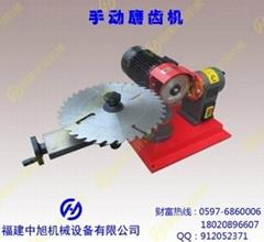 廠家生產手動磨齒機