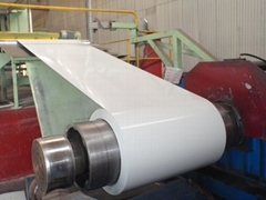High quality of zinc-color coated steel coil