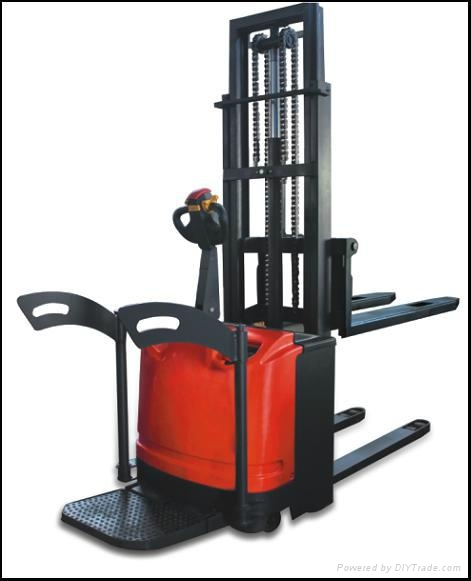 1.0~2.0t Electric Pallet Stacker (24V) 1