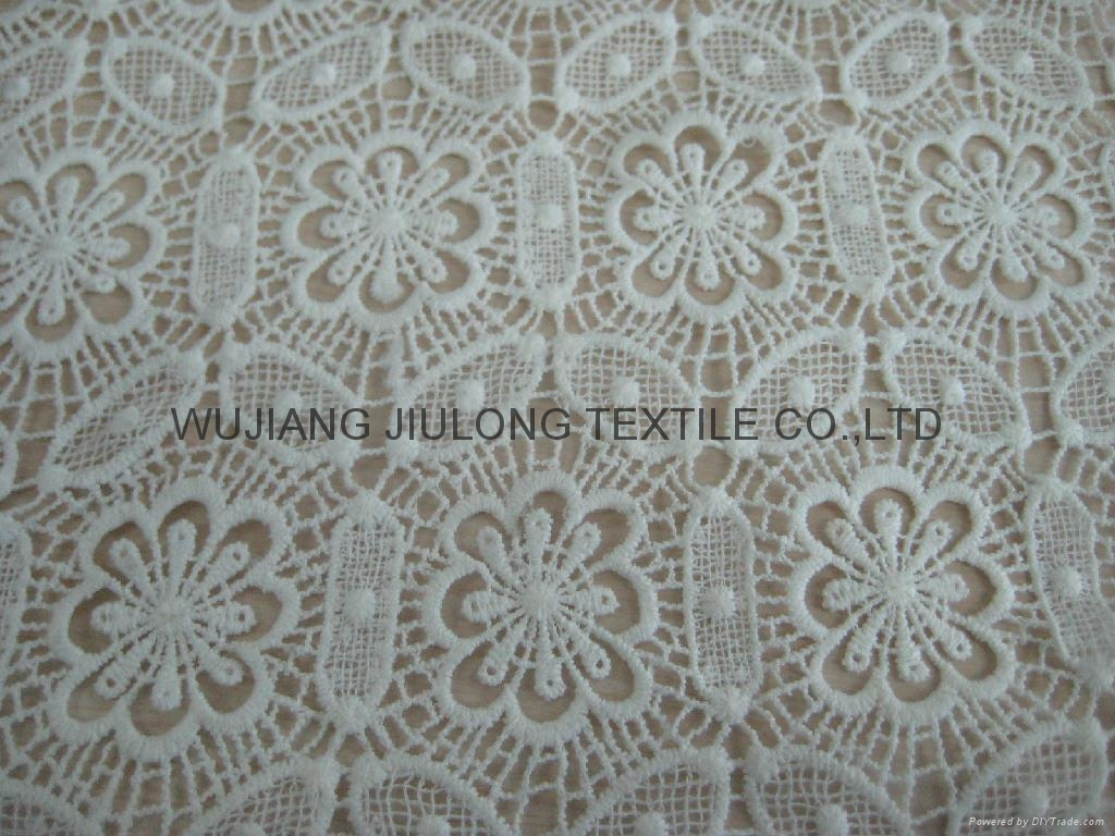 Water Soluble Embroidery (SL9857) 3