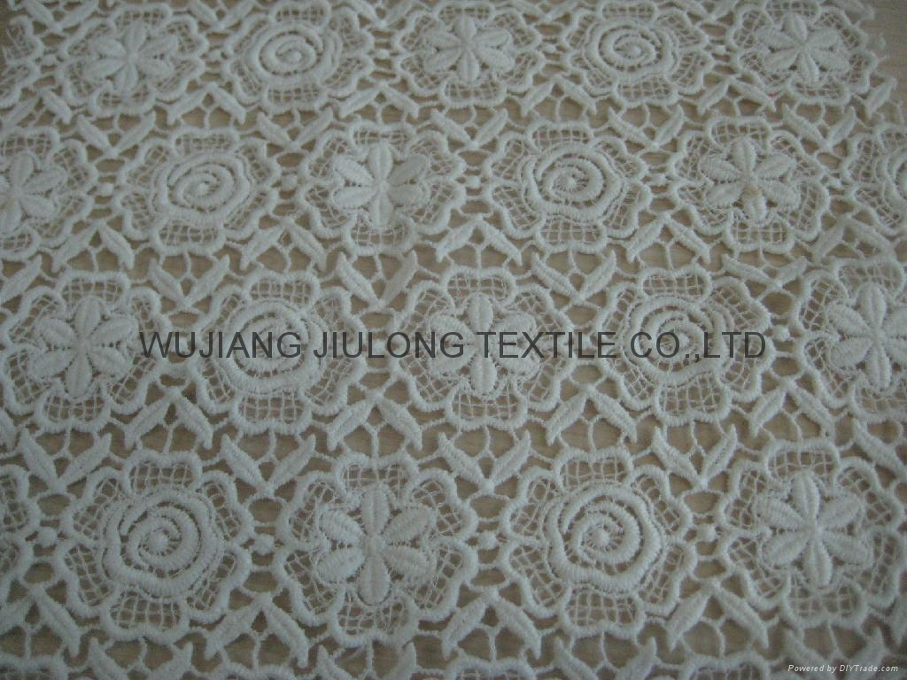 Water Soluble Embroidery (SL9857) 1