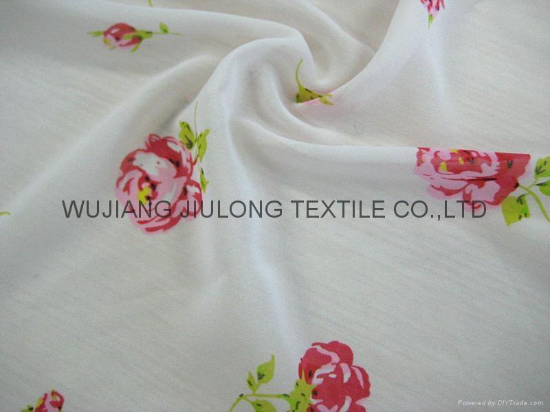Chiffon Fabric for Dress&Blouse 2