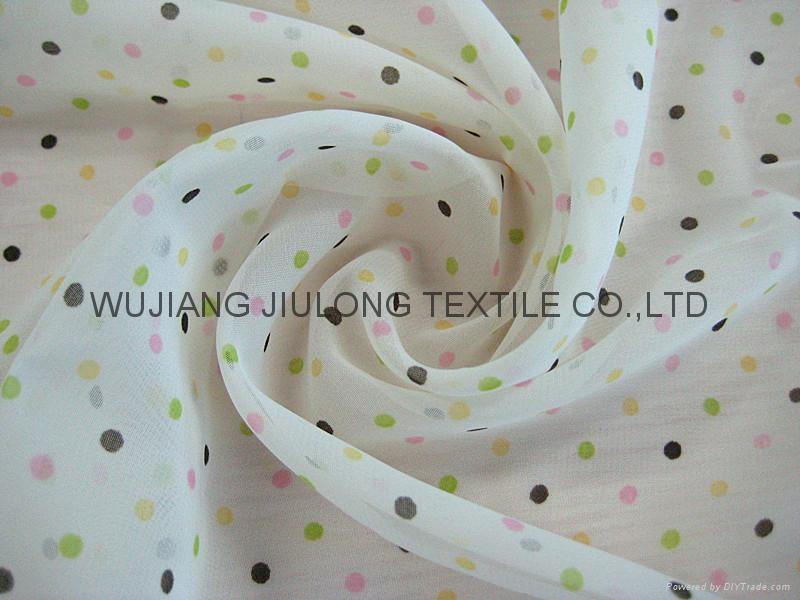 Chiffon Fabric for Dress&Blouse 4