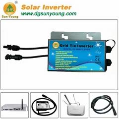 DC AC solar inverter pure sine wave 300watt