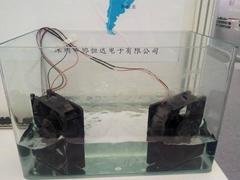 120x120x38mm IP68 waterproof DC Cooling Fan