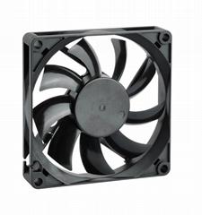 80x80x15mm 12V 24V industrial exhaust fan