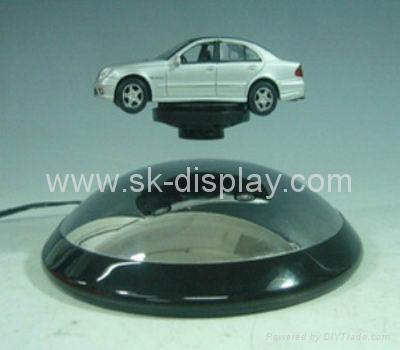 Magnetic floating display 1
