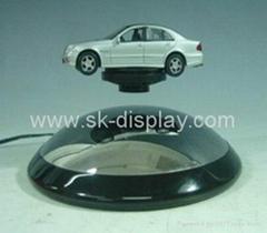 Magnetic floating display