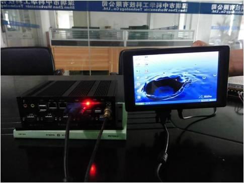 深圳市觸摸屏工業電腦 1