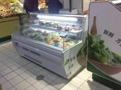 蔬果冷藏展示风柜