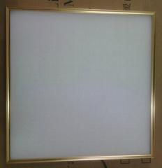 高亮家居照明精品燈具金邊300300LED面板燈