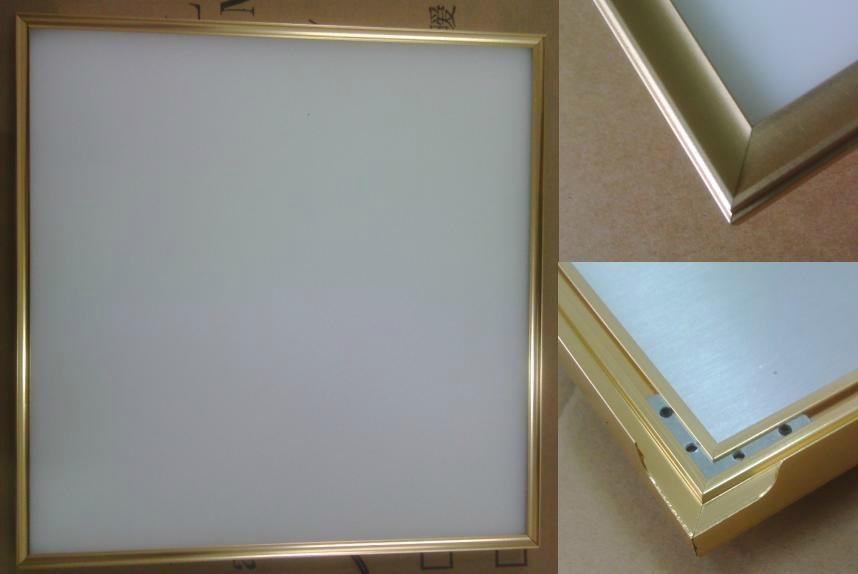 高亮家居照明精品燈具金邊300300LED面板燈 3