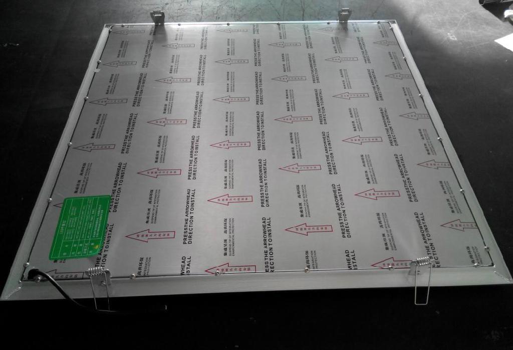 超薄高亮辦公照明嵌入式600600led面板燈 3