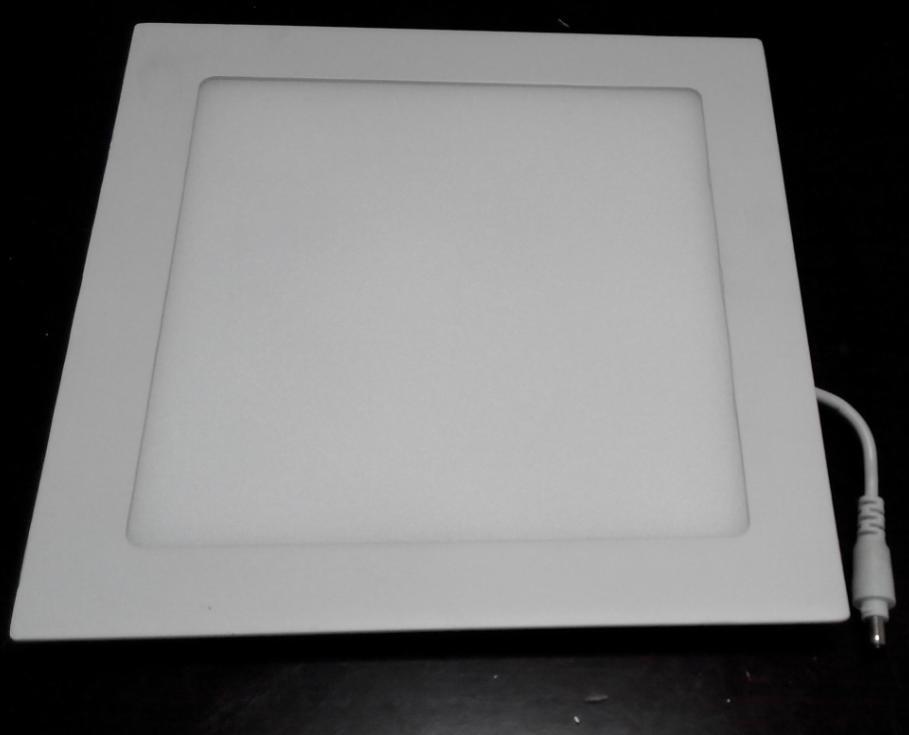 高亮室內照明精品燈具方形8寸led天花燈 1