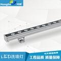18W24W結構防水LED洗牆