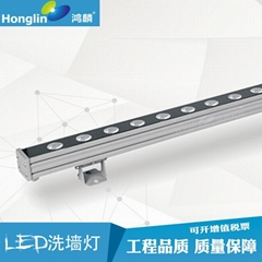 led wall washer power18-24W ,DC24V