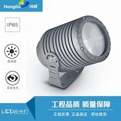 30W窄角度投光燈 一束光投射燈