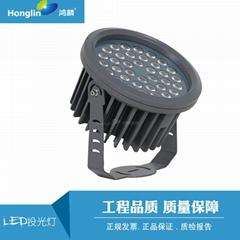 工程款LED投光燈9W-60W圓形投光燈
