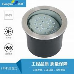 LED偏光地埋燈 可調角度地埋燈